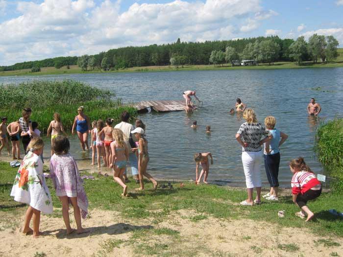 Андреевские озера