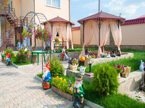 Гостевой дом casa el mare курортное от 200