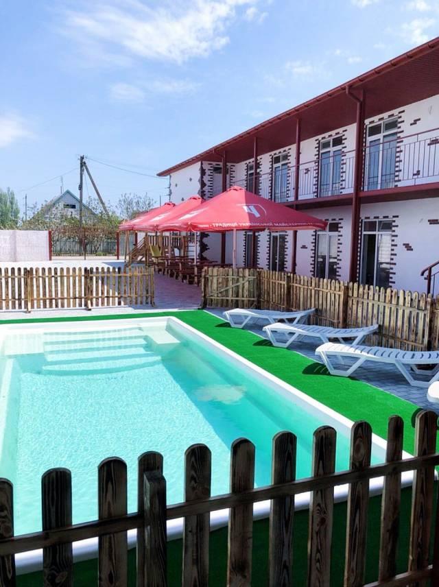 абажур мини-отель